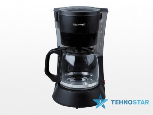 Фото - Капельная кофеварка Maxwell MW-1650 Black