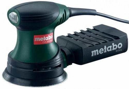 Фото - Шлифовальная машина Metabo FSX 200 Intec