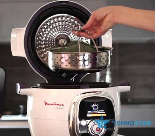 Moulinex cook4me ce 7011ы
