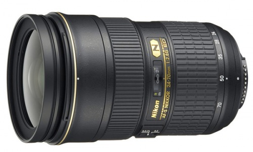 Фото - Объектив Nikkor AF-S 24-70 mm f/2.8G ED