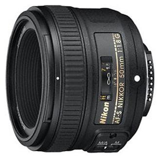 Фото - Объектив Nikon Nikkor AF-S 50mm f/1.8G