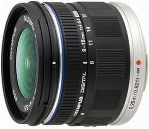 Фото - Объектив Olympus EZ-M918 ED 9-18mm 1:4.0-5.6 Black