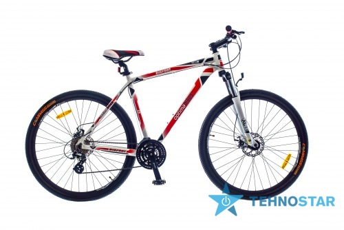 Фото - Велосипед Optimabikes 29 BIGFOOT AM DD рама-21
