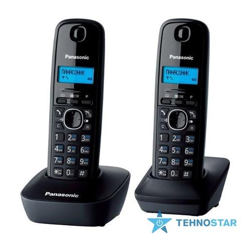 Фото - Радиотелефон Panasonic KX-TG1612UAH