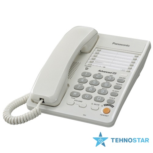 Фото - Проводные телефоны Panasonic KX-TS2363UAW