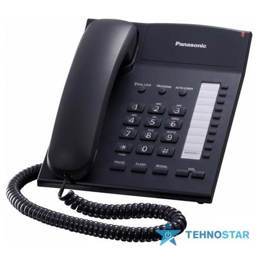 Фото - Проводные телефоны Panasonic KX-TS2382UAB