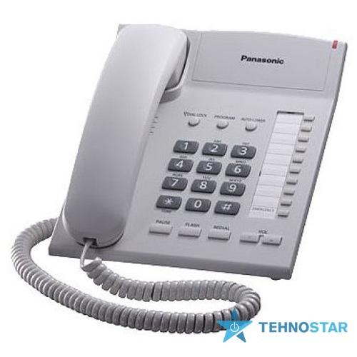 Фото - Проводные телефоны Panasonic KX-TS2382UAW