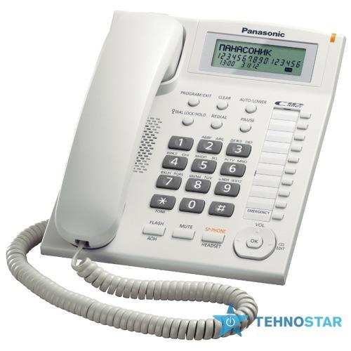 Фото - Проводные телефоны Panasonic KX-TS2388UAW