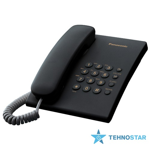 Фото - Проводные телефоны Panasonic KX-TS 2350 UAB