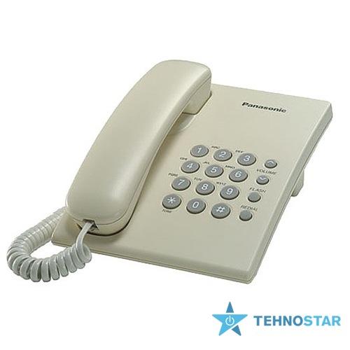 Фото - Проводные телефоны Panasonic KX-TS 2350 UAJ