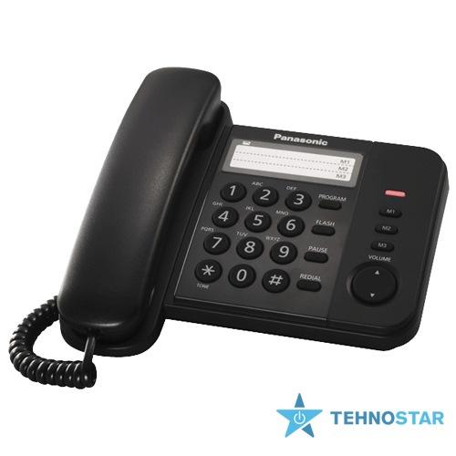 Фото - Проводные телефоны Panasonic KX-TS 2352 UAB