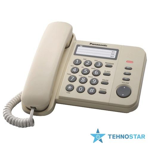 Фото - Проводные телефоны Panasonic KX-TS 2352 UAW