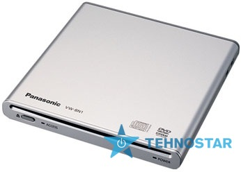Фото - DVD(Blu-Ray)-проигрыватель Panasonic VW-BN1E-S