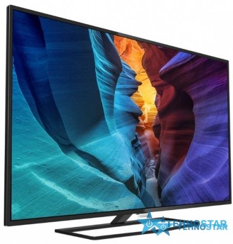 Фото - LED телевизор Philips 55PUH6400