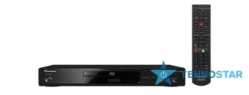 Фото - DVD(Blu-Ray)-проигрыватель Pioneer BDP-160