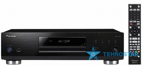 Фото - DVD(Blu-Ray)-проигрыватель Pioneer BDP-LX58-K