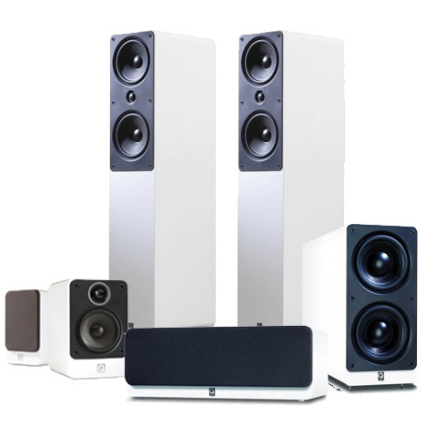 Фото - Акустика Q Acoustics 2020i-2050i-2000iC-2070iS  White