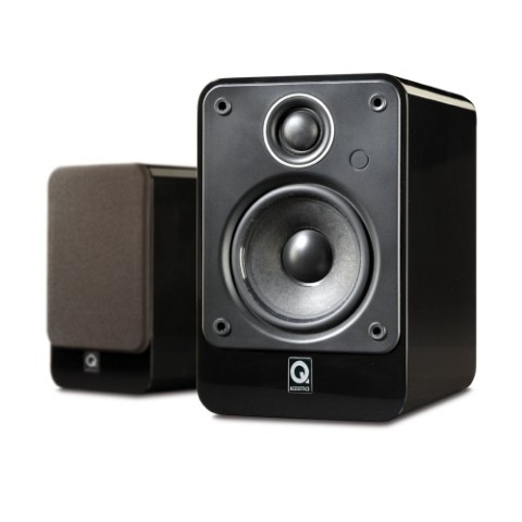 Фото - Акустика Q Acoustics 2020i Black