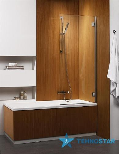 Фото - Шторка для ванны Radaway 202101-108L PNJ левая