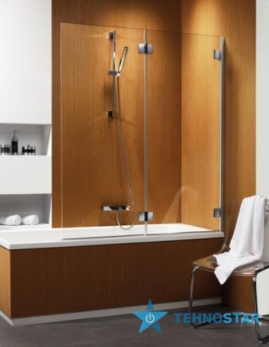 Фото - Шторка для ванны Radaway 202201-108L PND левая