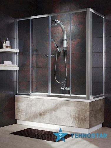 Фото - Шторка для ванны Radaway 204080-01 Vesta S