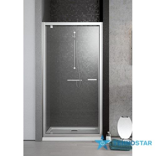 Фото - Душевая дверь Radaway 382002-01 Tvist DWJ 90