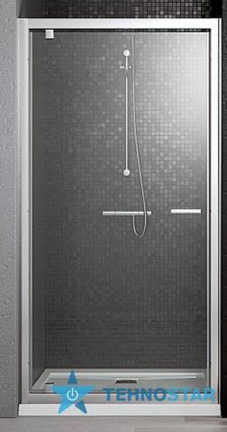Фото - Душевая дверь Radaway 382003-01 Tvist DWJ 100
