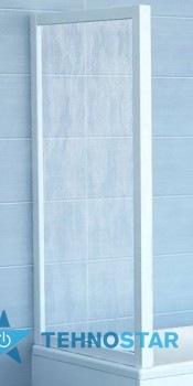 Фото - Шторка для ванны Ravak APSV-75 Transp white 95030102Z1