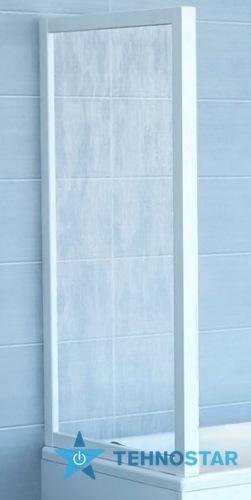 Фото - Шторка для ванны Ravak APSV-75 Rain white 9503010241