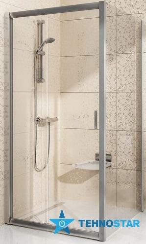 Фото - Душевая дверь Ravak BLPS-100 Transparent white