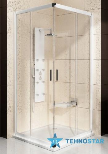 Фото - Душевая кабина Ravak BLRV2K-110 white+glass Transparent