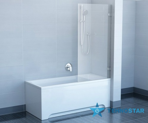 Фото - Шторка для ванны Ravak BVS1 80