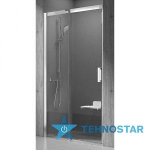 Фото - Душевая дверь Ravak MSD2-100 Matrix R/L bright alu  Transparent 0WPA0C00Z1/0WLA0C00Z1