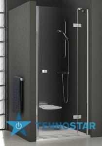 Фото - Душевая дверь Ravak SMSD2 SmartLine -120 A-L/R Transparent 0SLGAA00Z1/0SPGAA00Z1