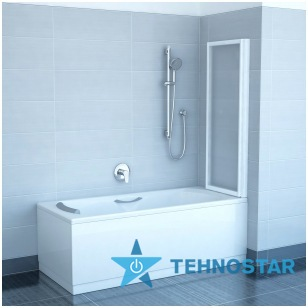 Фото - Шторка для ванны Ravak VS2 105 Transp White 796M0100Z1