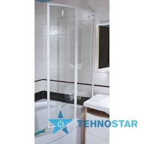 Фото - Шторка для ванны Ravak VSK2 Rosa II 170 L/R Rain White 76LB010041/76PB010041