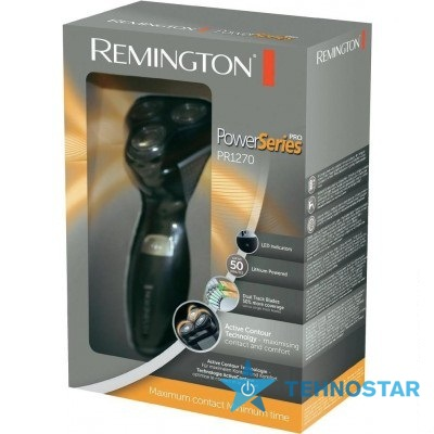 Фото - Бритва Remington PR1270 роторная Power Series Pro