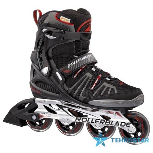 Фото - Роликовые коньки Rollerblade SPARK COMP black/red (07311400 741 270)
