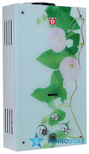 Фото - Газовый водонагреватель Sakura SAMURAI babochki