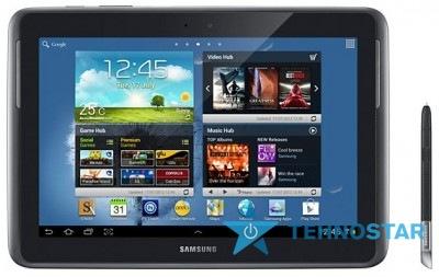 Фото - Планшетный ПК Samsung N8000 Galaxy Note 10.1 16GB Deep Grey
