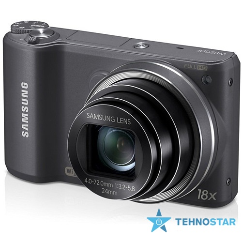 Фото - Фотоаппарат Samsung WB250F Black