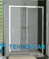 Фото - Душевая дверь Sanswiss TOPS214005007 TOP-LINE