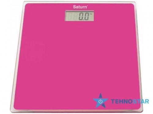 Фото - Напольные весы Saturn ST-PS1247 Pink