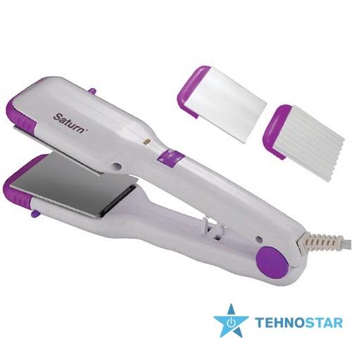Фото - Выпрямитель для волос Saturn ST-HC0306