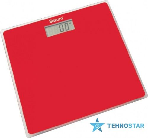 Фото - Напольные весы Saturn ST-PS1247 Red