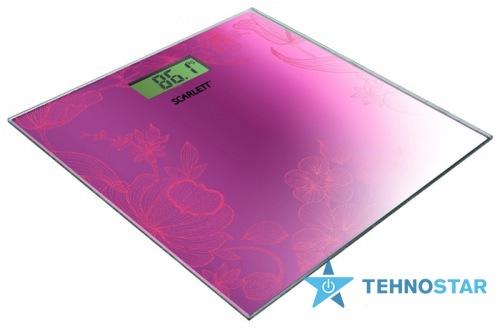 Фото - Напольные весы Scarlett SC-215 pink
