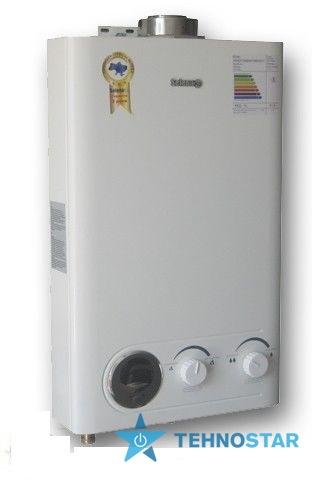 Фото - Газовый водонагреватель Selena SWH 20 SE3 (TURBO)