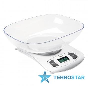 Фото - Весы кухонные Sencor SKS4001WH