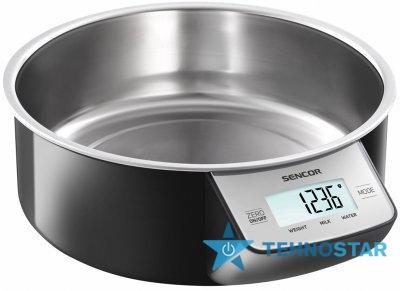 Фото - Весы кухонные Sencor SKS4030BK