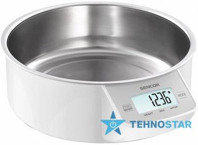 Фото - Весы кухонные Sencor SKS4030WH